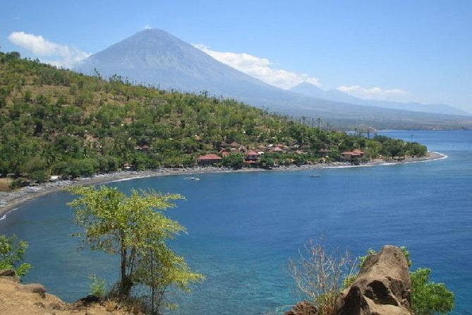 Bali Airport Transfer To Amed Tulamben Area