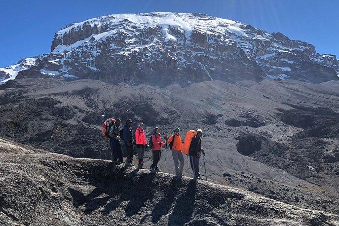 Kilimanjaro Machame Hiking Route