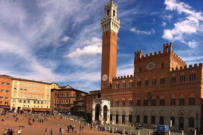 Siena And San Gimignano, The Glory Of Medieval Age In Tuscany