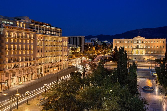 Athens hotel private transfer to Athens Airport (Night Shift 22:31PM-06:29AM)