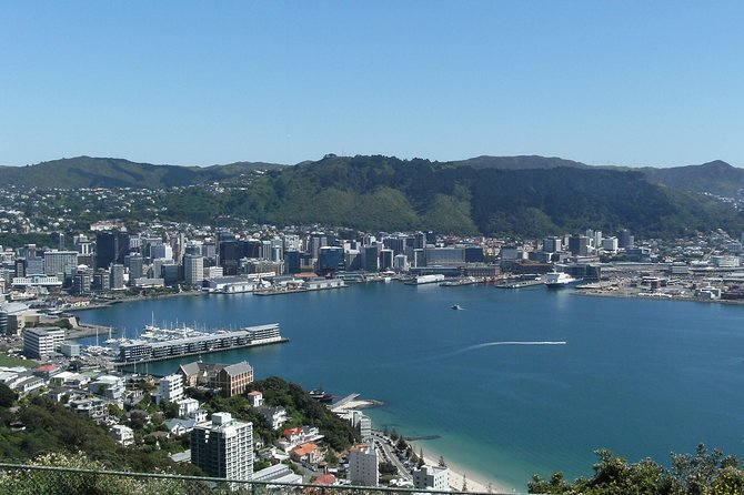 Wellington & Hutt Valley Half Day Tour
