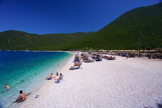 Beach Transfer - Antisamos Beach