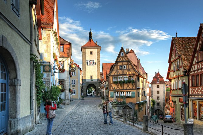 Romantic Road Day Trip from Frankfurt (Main) to Rothenburg/Tauber (SATURDAY)