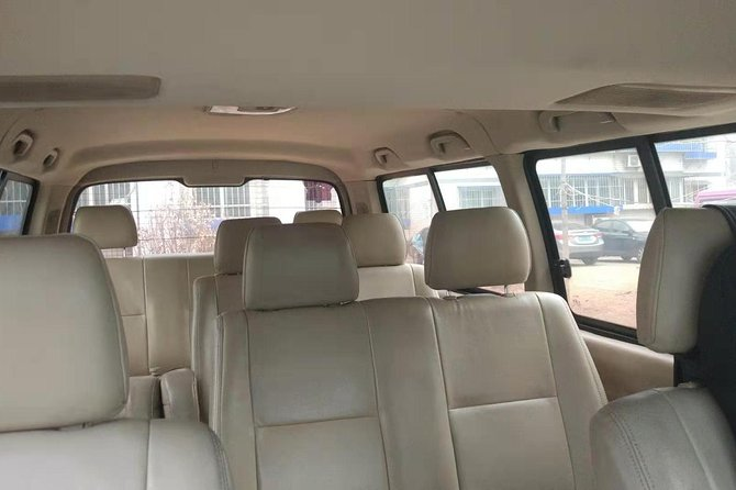 Beijing Daxing Airport Private Transfer from Downtown/Beijing Capital Airport