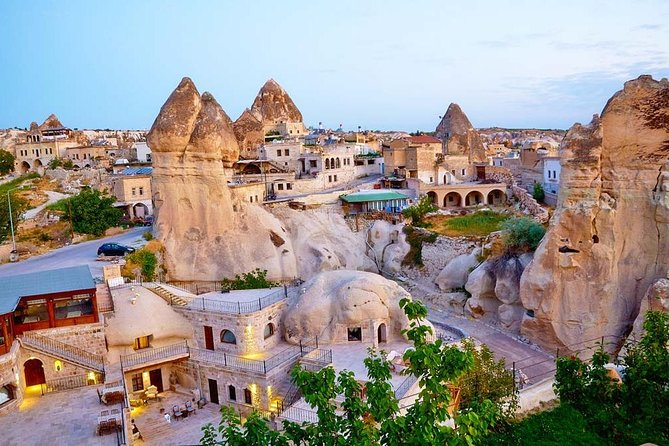 Private Tour: Best Of Cappadocia Highlights