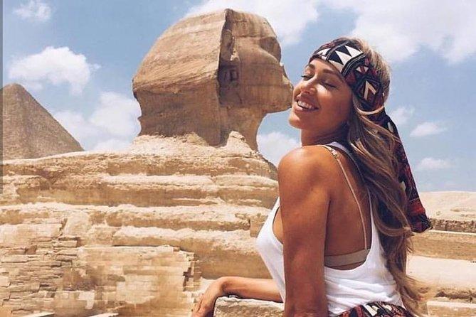 Day Tour To The Pyramids Of Giza Sakkara And Memphis