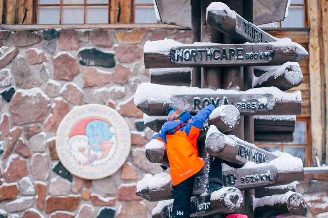 Rovaniemi Guided Tour and Santa Claus Village