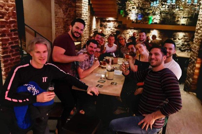 Excursão privada à cervejaria pela cidade velha
