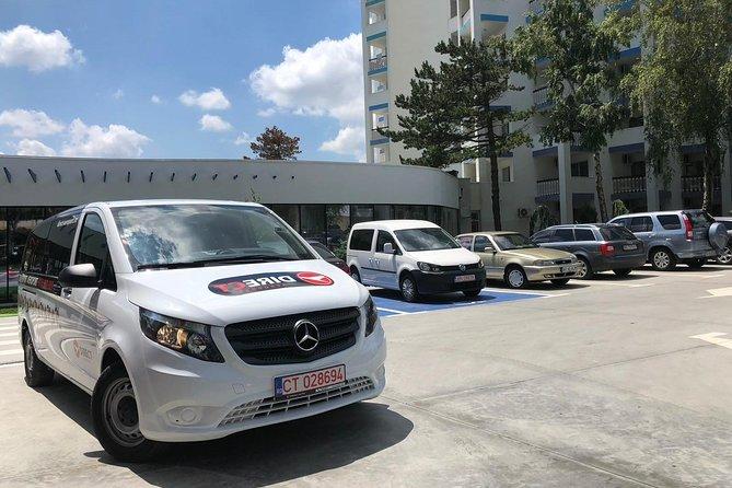 Mangalia to Mihail Kogalniceanu Airport - Private Transfer