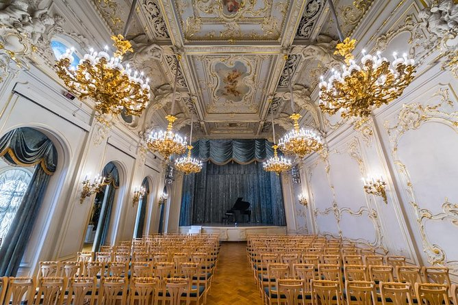 Posh Classical Music Evening at the Grand Duke Vladimir Palace
