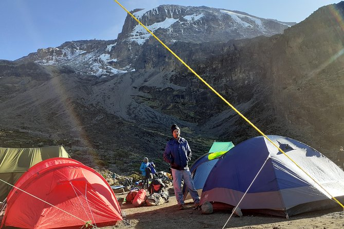 KILIMANJARO MACHAME ROUTE, (Climb 7days)