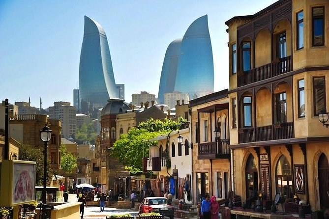 3 Nights In Baku