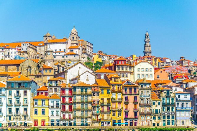 Porto Private Tour from Lisbon with Douro Cruise and Porto Wine Tasting