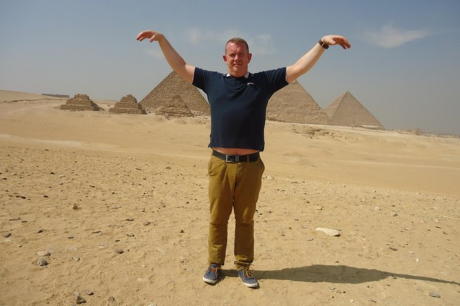 Exclusive Day with pharaohs secrets at Giza Pyramids Tour photo 3
