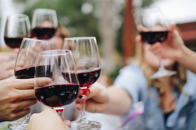 Wine Tasting near Sagrada Familia