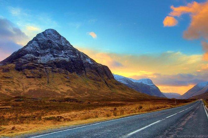 Glencoe Luxury Private Tour with Scottish Driver