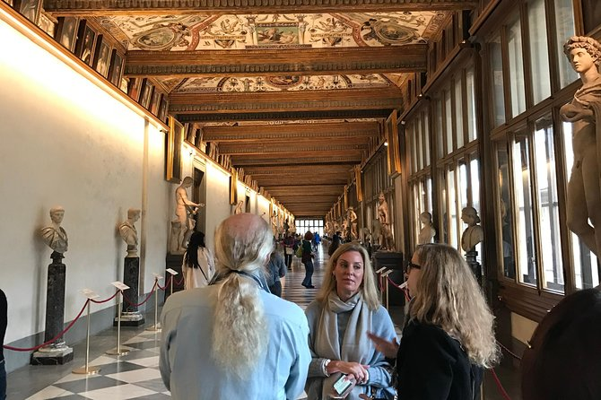 Exclusive Uffizi Gallery Private Visit photo 17