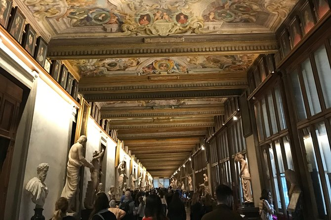Exclusive Uffizi Gallery Private Visit photo 10