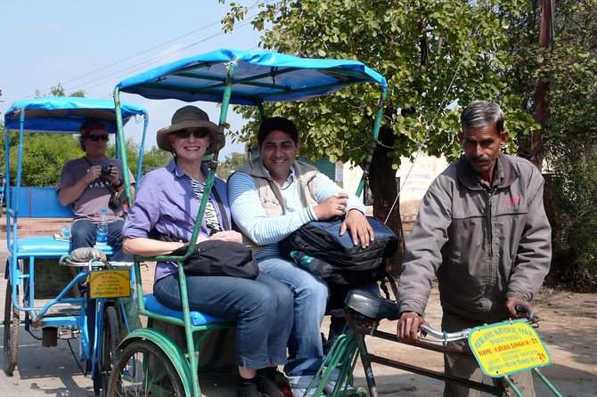 Private Excursion Trip to Bharatpur's Keoladeo National Park From Delhi