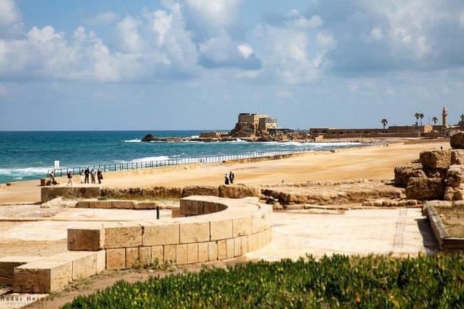Along the Coastline:Caesarea, Haifa and Acre (Akko)