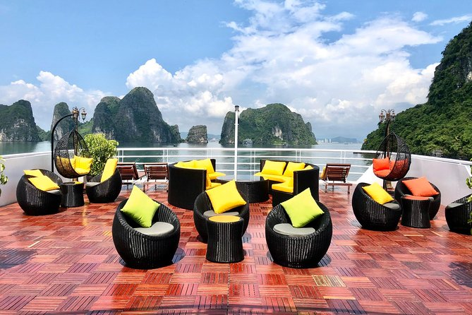 Magenta Cruise - Halong Bay & Lan Ba Bay Discovery 2 days 1 night