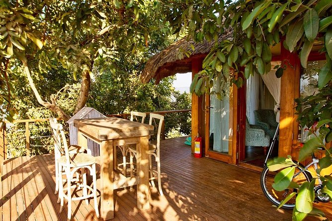 Luxury Treehouse Camping in Raigad