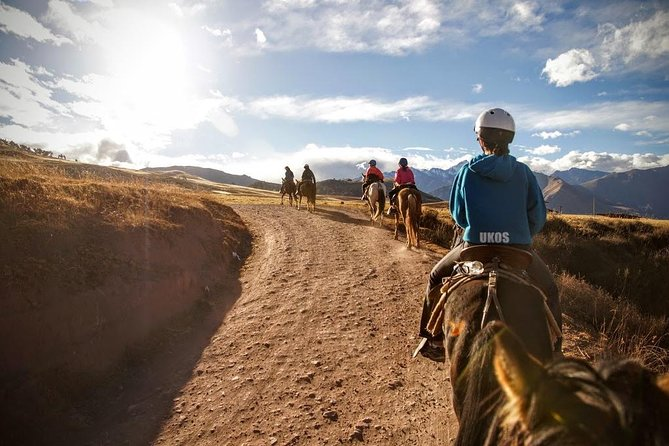 Horseback Riding Maras Moray - Huaynas Expeditions
