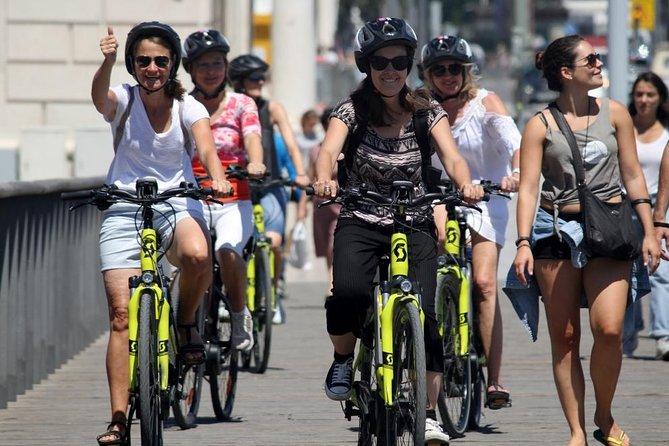 Belém - Lisbon - 3 Hour Electric Bike Tour