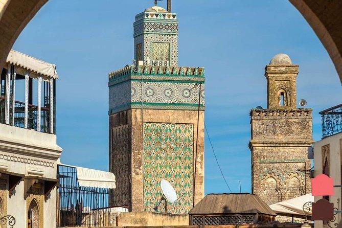 Marrakech to Fez via Merzouga Dunes 3 Days