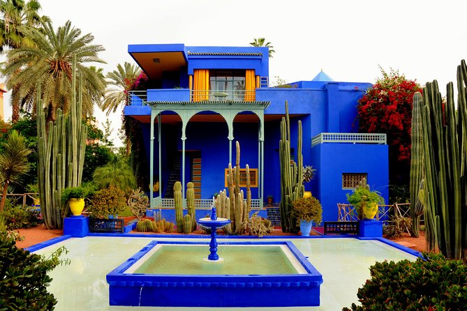 Visit Marrakech - Majorelle Gardens included