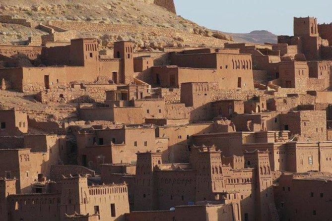 3 Day Desert Safari - Marrakech to Merzouga