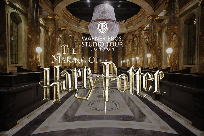 Warner Bros. Studio Tour London with Return Transfer by Coach