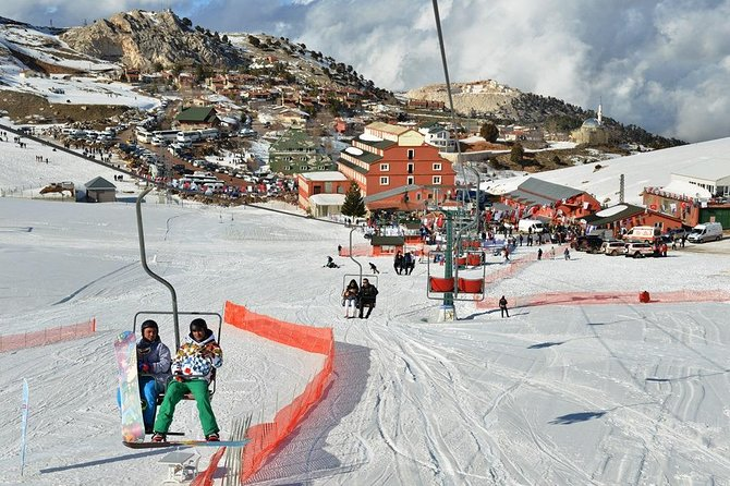 Saklıkent Ski Tour
