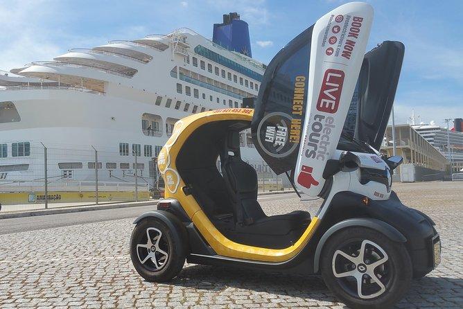 Lisbon Shore Excursion: Self-Drive Private City Tour