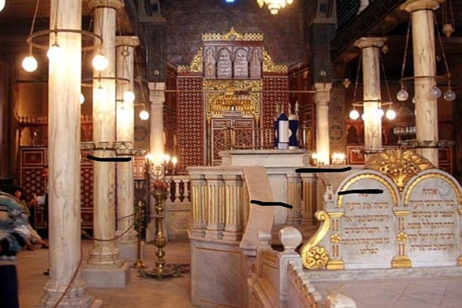 5 Hours Private tour to Giza pyramids Sphinx and Old Coptic Cairo