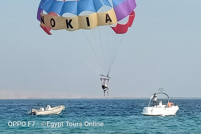 Parasailing HURGHADA photo 132