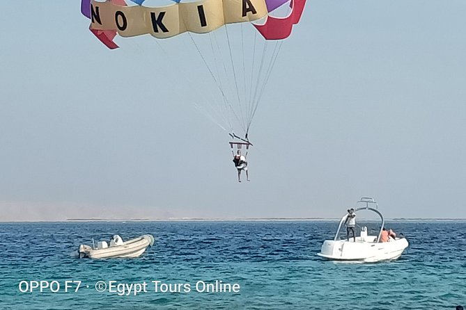 Parasailing HURGHADA photo 90