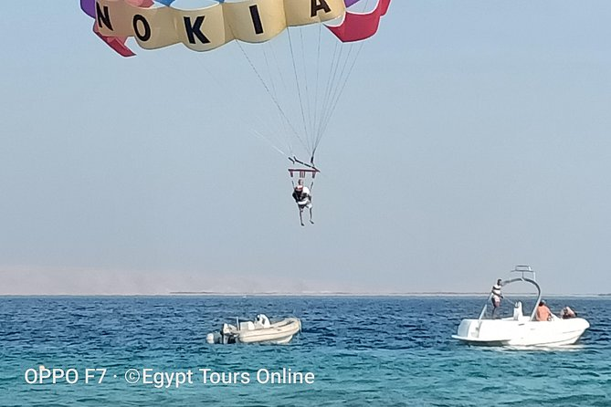 Parasailing HURGHADA photo 215