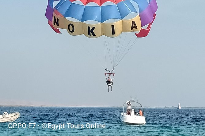 Parasailing HURGHADA photo 43