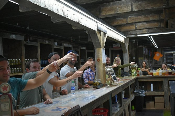 Famous Moonshine Tour From Pigeon Forge