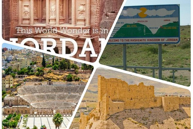 5-days Stunning Tour Of Southern And Western Jordan