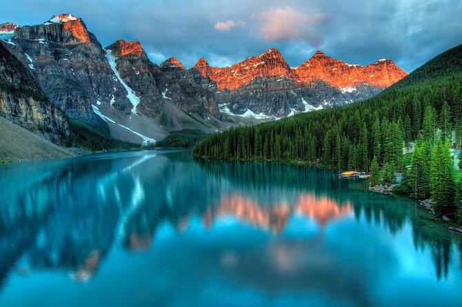 Rocky Mountains Premium Tour (54 Seats)