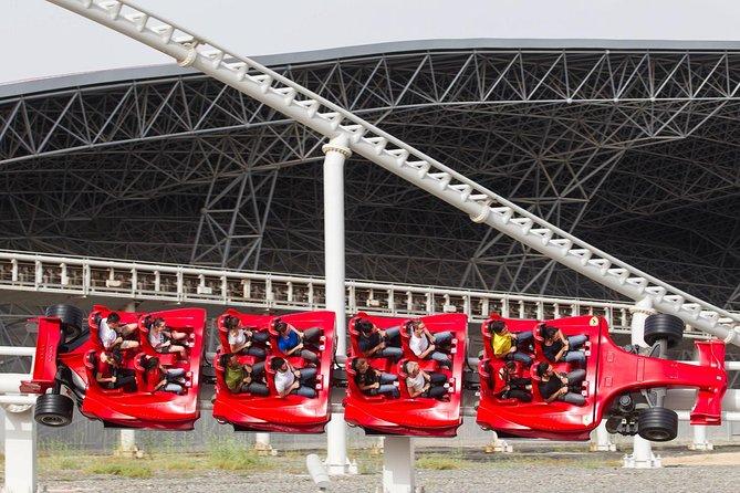 Abu Dhabi City Tour With Ferrari World Visit From Dubai