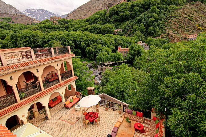 4 Days Luxury Berber Villages Trek in Atlas Mountains (Guided Trek)