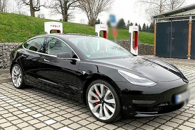 """VTC / TAXI - """"Eco-Responsible"""" and """"Comfortable"""", in TESLA 100% Electric."""