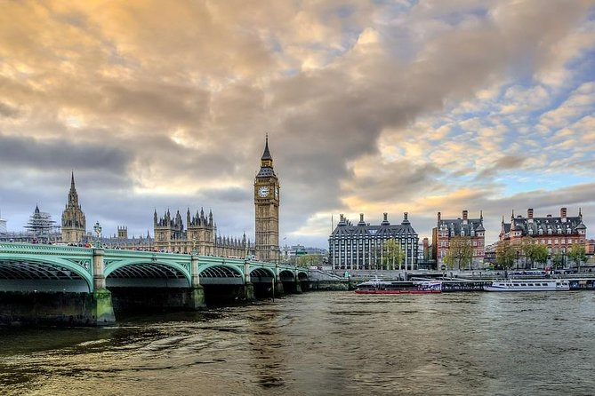 Layover London private Tour from Heathrow Airport