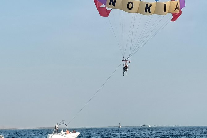 Parasailing HURGHADA photo 140
