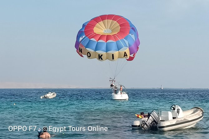 Parasailing HURGHADA photo 105