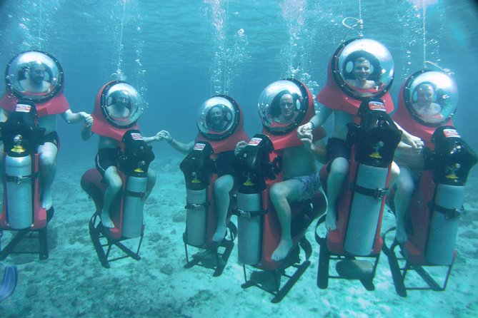 Cozumel Shore Excursion: Mini-SUB Diving Adventure