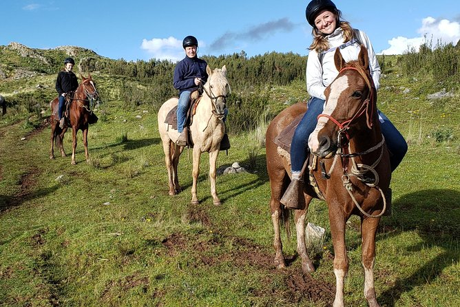Horse Ride + Guided Visit To Sacsayhuaman